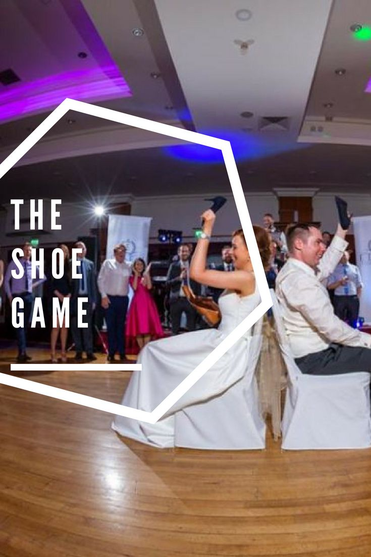 How to Play The Shoe Game at Your Wedding Shoe game