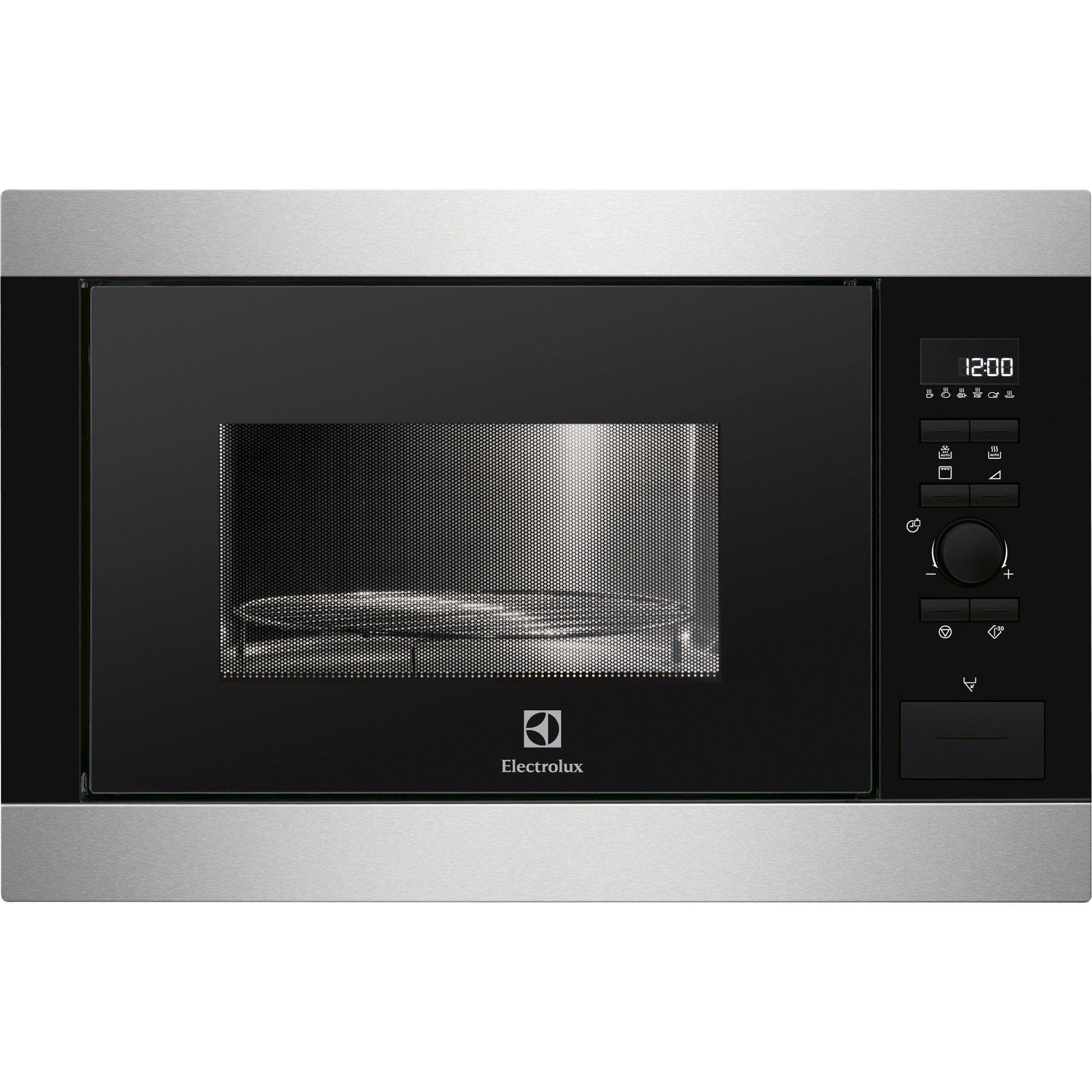 Meuble Cuisine Four Et Micro Onde micro-ondes installation colonne ou meuble haut electrolux