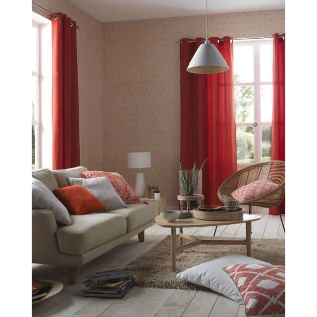 20 meilleurs rideaux rouge rideaux