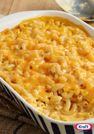 Super Cheesy Baked Macaroni Cheese Trust Us This Recipe Ooey Gooey Warm From The Oven Is Cheesier Than Y Recipes Cooking Recipes Baked Macaroni Cheese