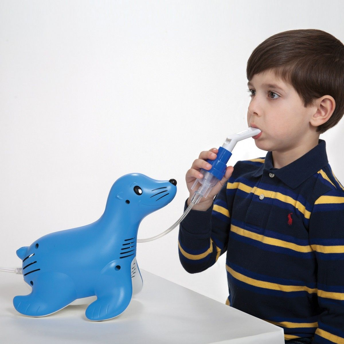 Sami the Seal Nebulizer Compressor Just for Kids