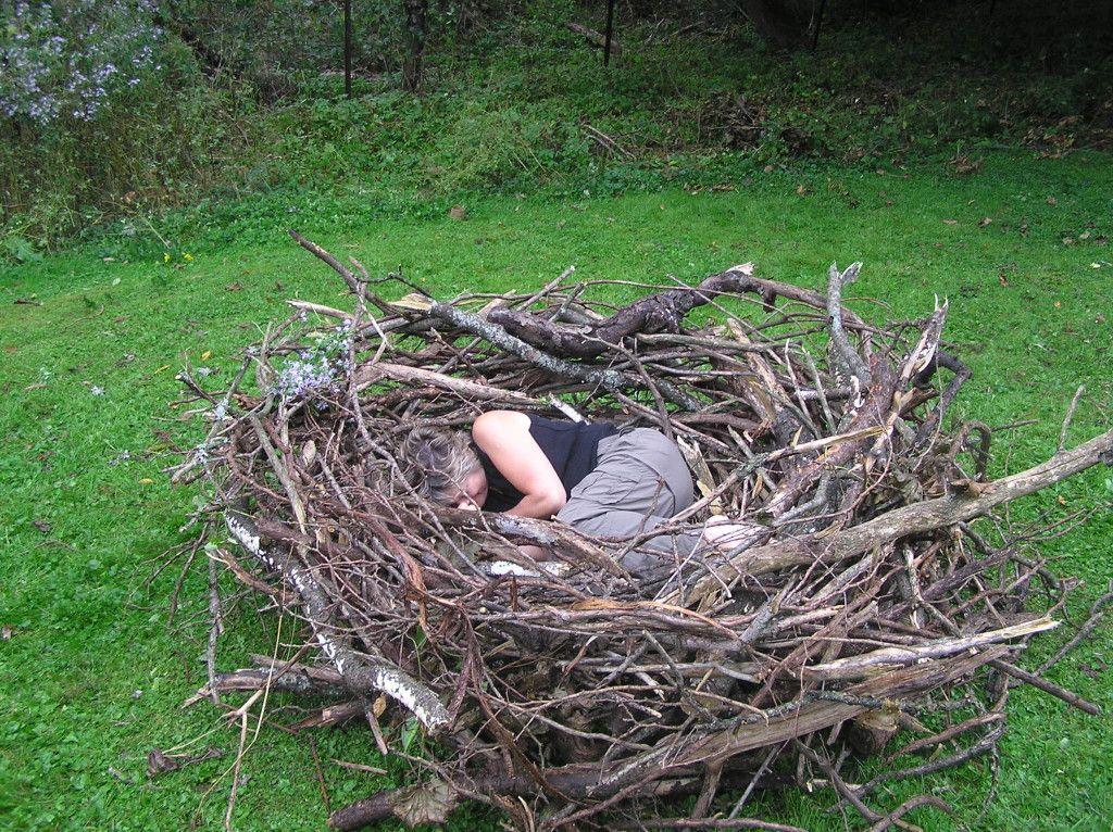 фотосессии люди в гнездах иногда