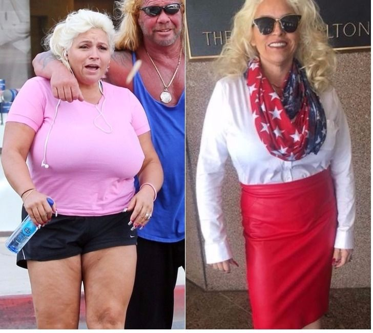 Dog the bounty hunter beth breasts
