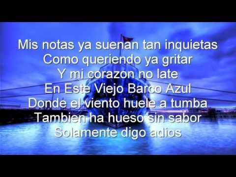 Liran Roll Barco Azul Letra Youtube Subject And Verb Light Of Life Light Of The World
