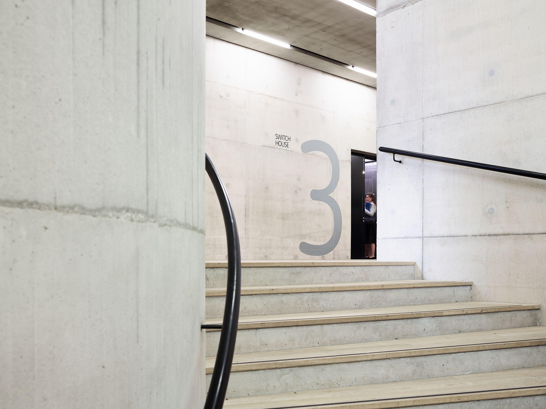 Tate Modern Single Entity Wayfinding London
