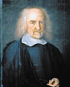 a biography of thomas hobbes an english political philosopher Thomas hobbes's wiki: thomas hobbes (/hɒbz/ 5 april 1588 – 4 december 1679), in some older texts thomas hobbes of malmesbury, was an english philosopher who is considered one of the founders of modern political philosophy[3].