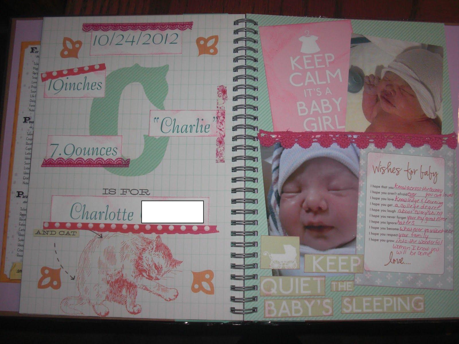 Rock, Paper, Scissors, & Scrap: Baby SMASH book idea | Diy's ...