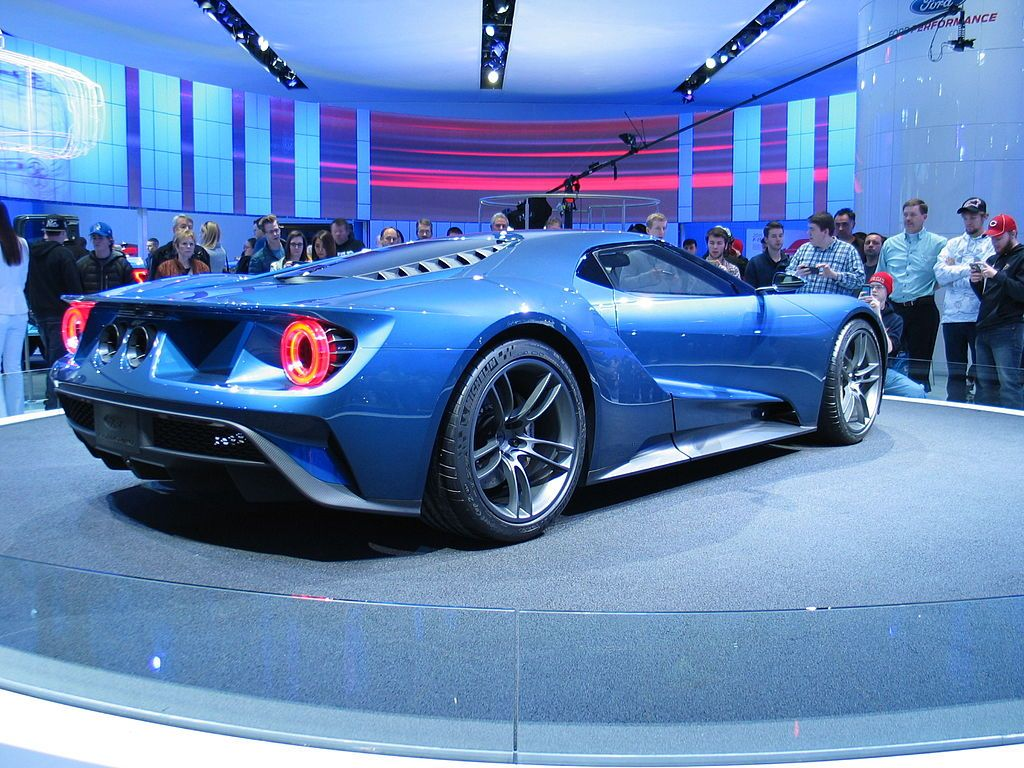 2017 Ford Gt Rear Ford Gt Wikipedia The Free Encyclopedia