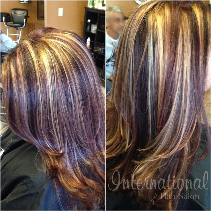 Elegant Types Of Hair Coloring Techniques
