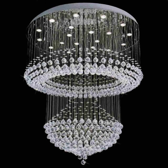 Inspiring chandeliers on pinterest crystal chandeliers foyer chandelier swarovski crystal - Chandeliers on sale online ...