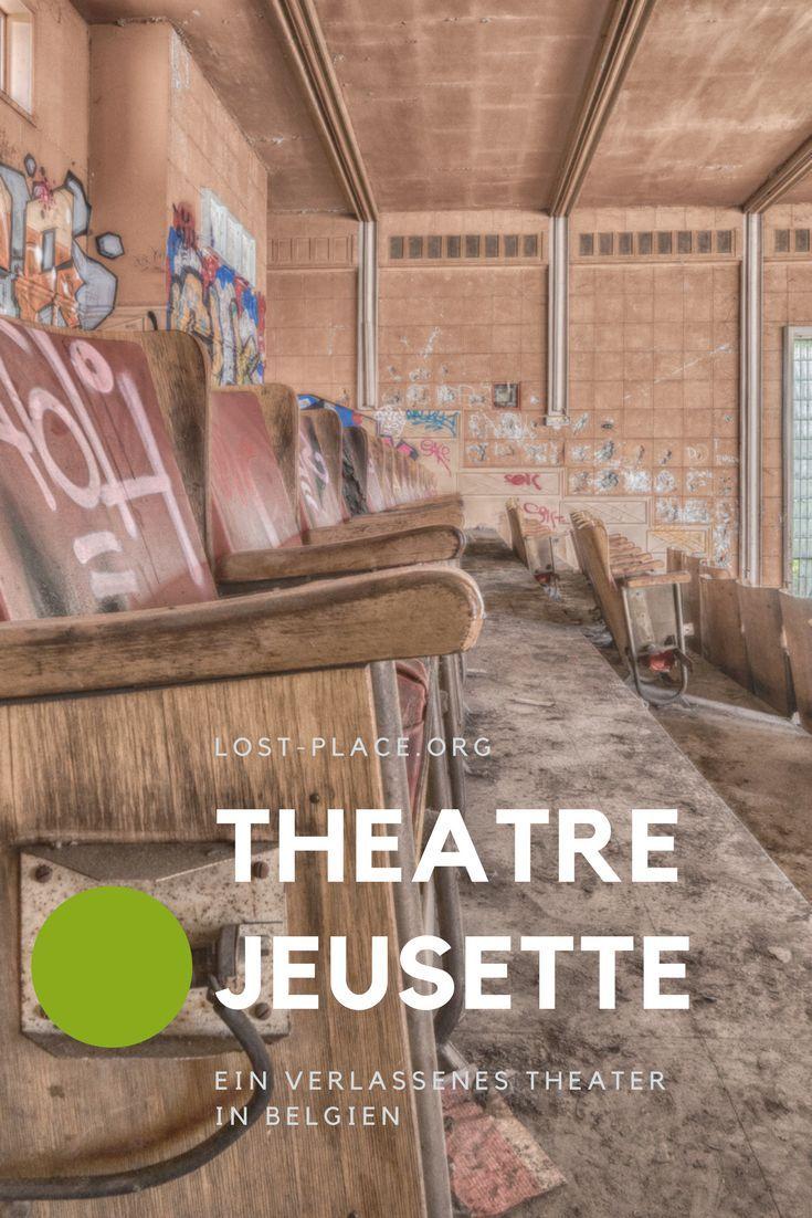 Das Theatre Jeusette ist ein lange verlassenes Theater mitten in Belgien. Hier waren bisher wenige Urbexer und haben ihre Fotos geschossen, denn es gibt kaum Fotos von diesem Lost Place im Internet. Ich habe es geschafft - Fotos findest du in meinem Blog!