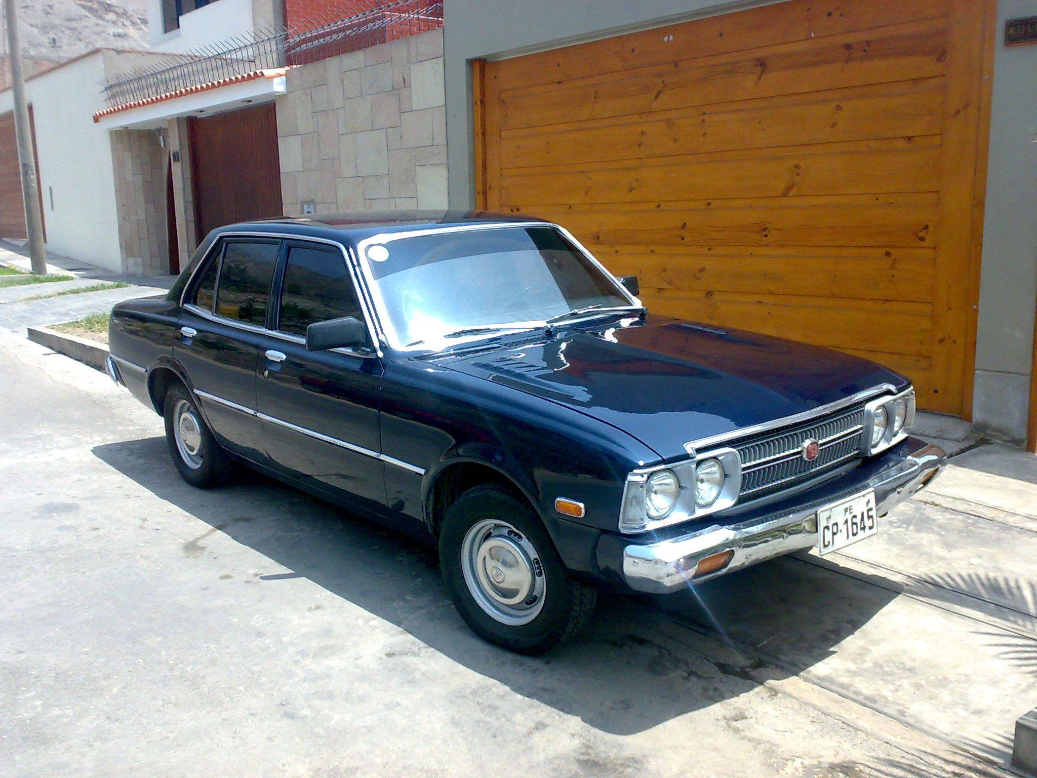Toyota Corona 1977  Motor 18r  4 Velocidades