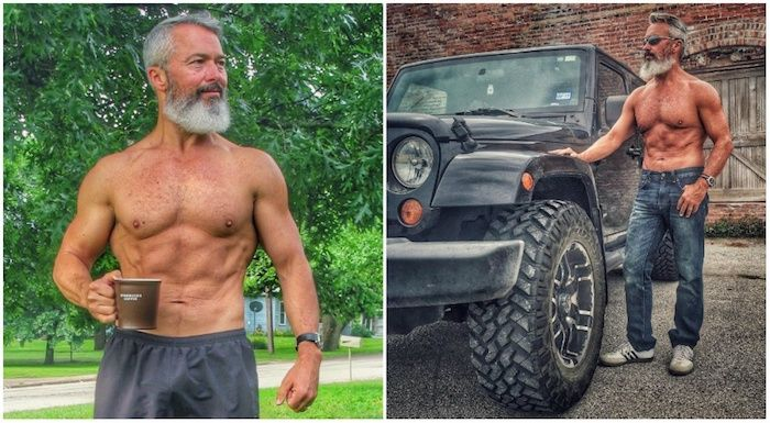 10 Male Models Who Will Redefine Your Concept Of Older Men