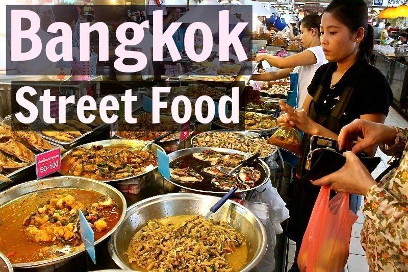 5 Places to Eat Thai Street Food in Bangkok | Street food ...