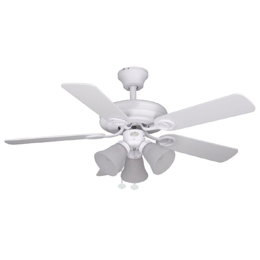 Shop harbor breeze ocracoke 42 in multi position ceiling fan with ceiling fan mozeypictures Choice Image