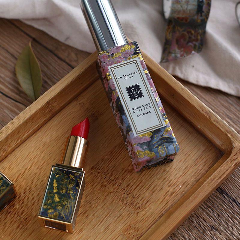 Buy Munbang Bronzing Print Masking Tape Various Designs