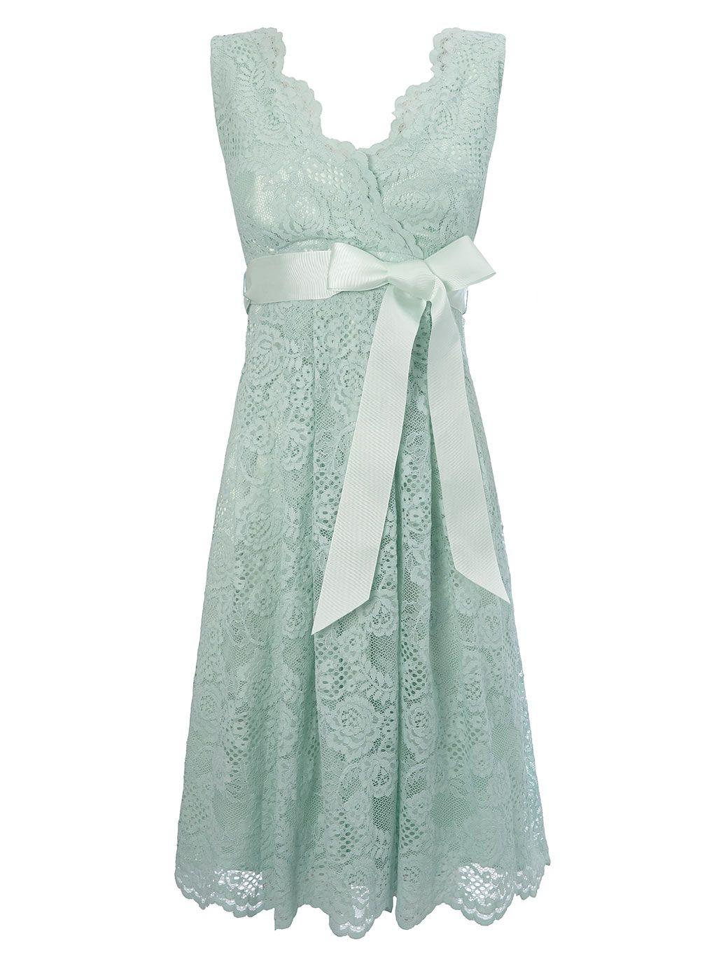 Sofia Mint Short Dress - BHS | Bridesmaid ideas | Pinterest | Short ...