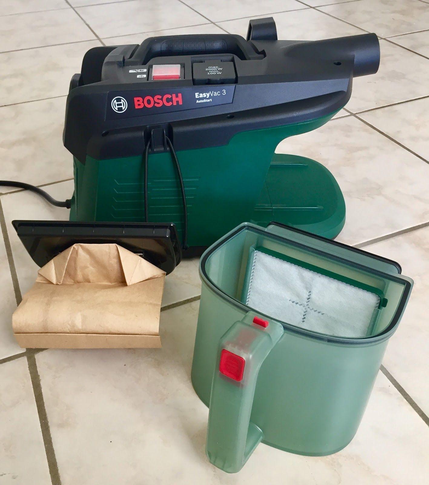 Avis Aspirateur Easyvac 3 Bosch Aspirateur Bosch Diy