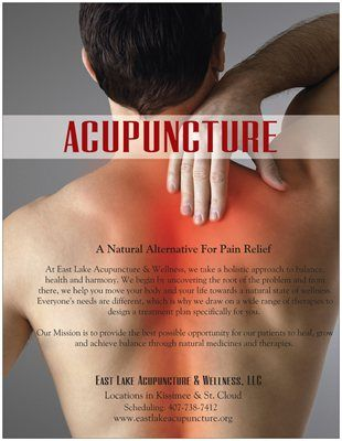 East Lake Acupuncture & Wellness, St. Cloud, Florida www ...