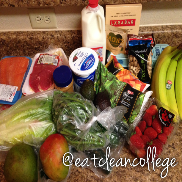 Eating Clean on a College Budget: join me and my 60 countdown to my 21st birthday!