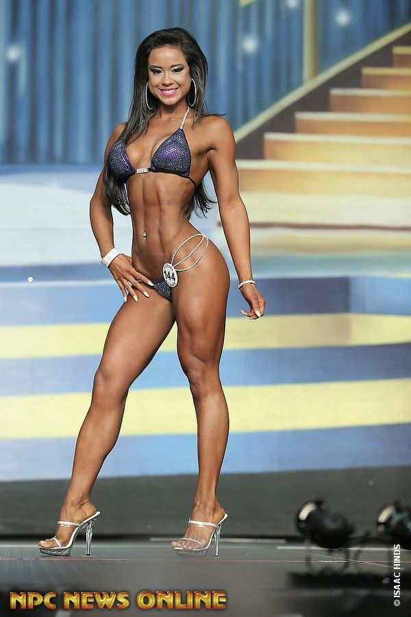how to become an ifbb bikini pro