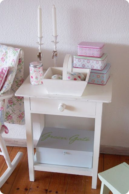Mesin Spinner Murah I Love Shabby Baby Home Decor