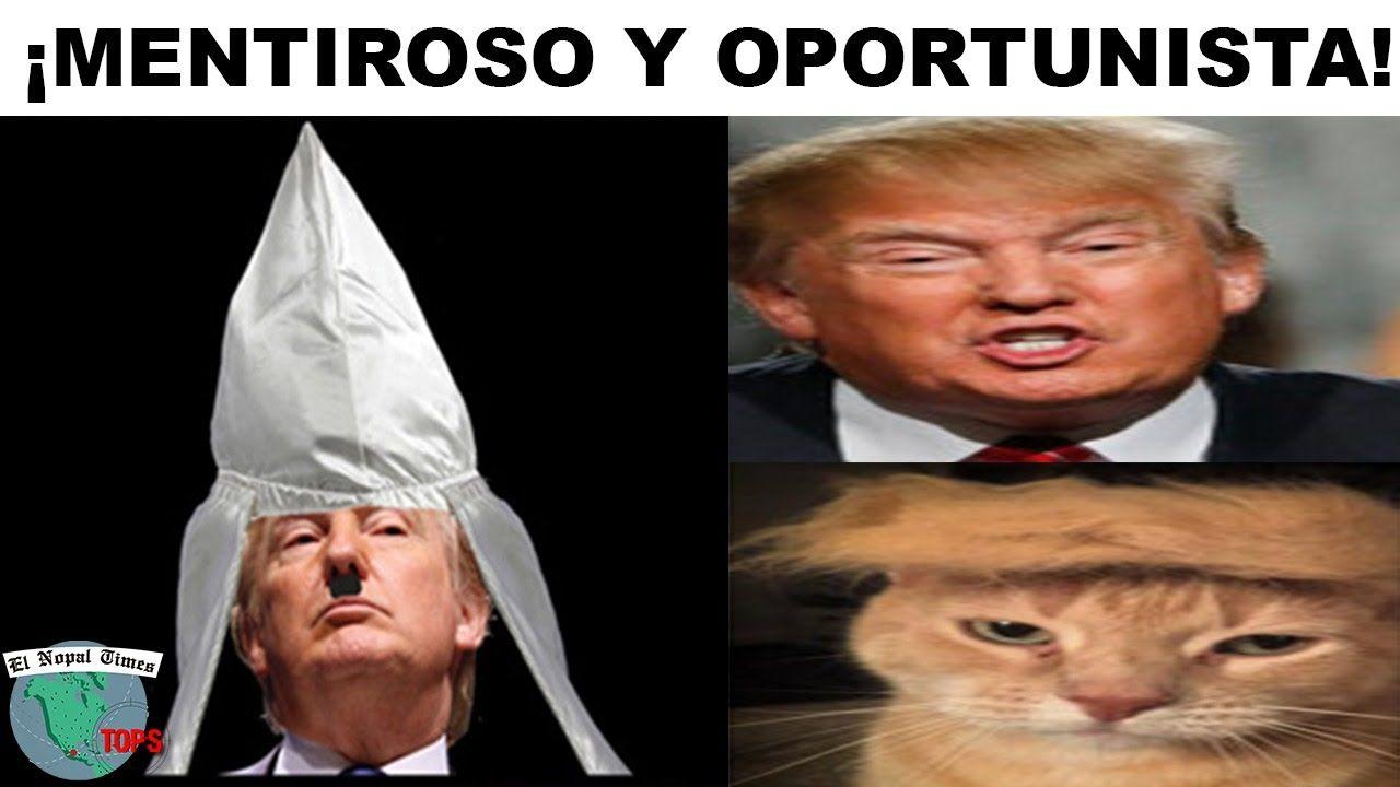 Sandra Day O Connor Quotes Las 9 Peores Frases De Donald Trump Contra México  El Nopal Times