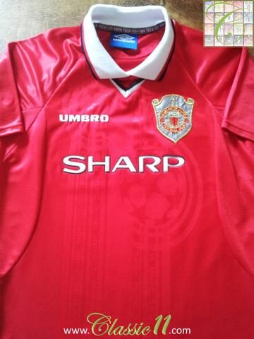 Manchester United Jersey 1997 Buy Clothes Shoes Online