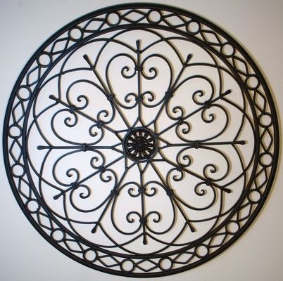 Wrought Iron Wall Art Home Marin 32