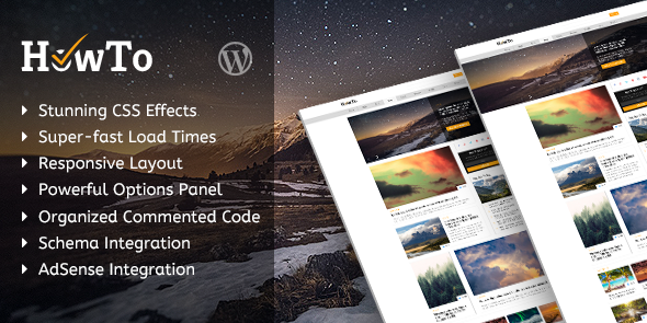 MyThemeShop - HowTo v1.2.1 - Powerful Blogging WordPress Theme ...