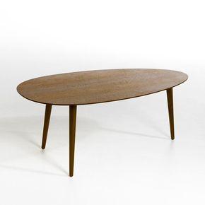 Flashback Small Walnut Coffee Table Met Afbeeldingen Retro