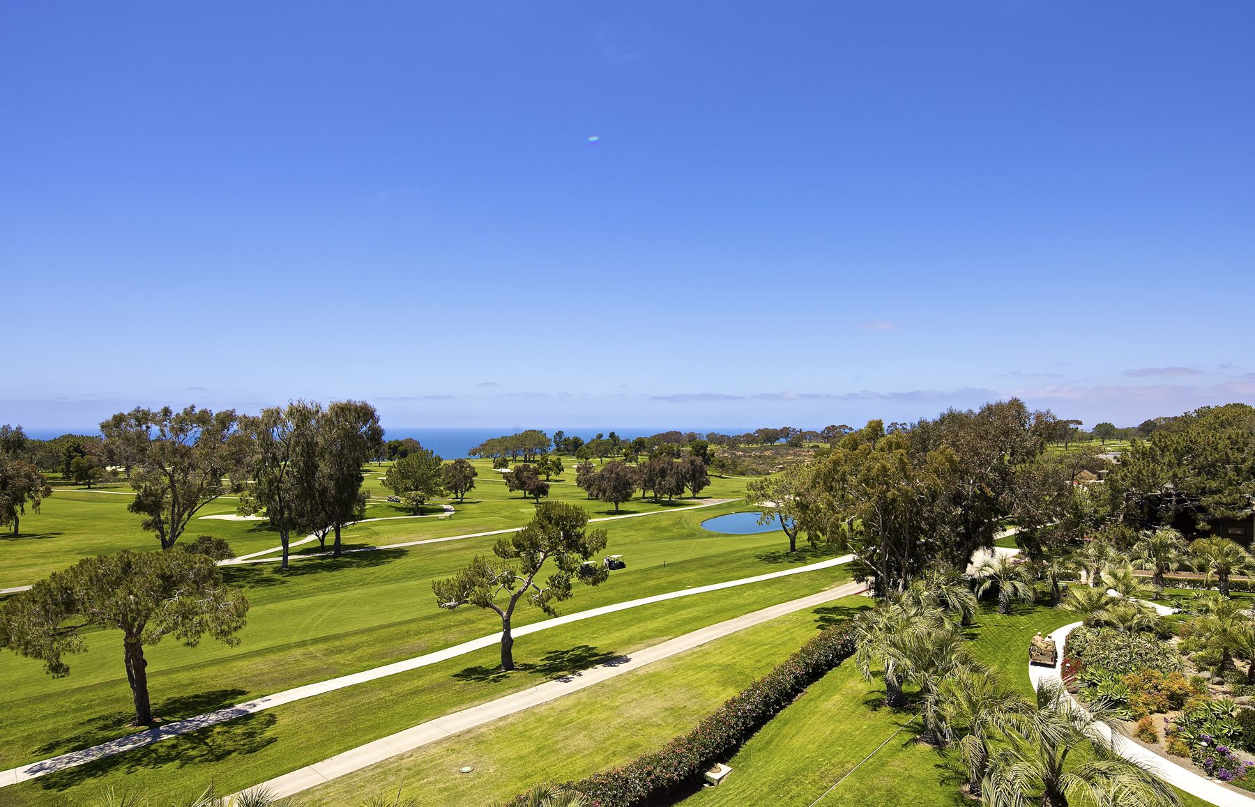 Breathtaking Views From The Hilton La Jolla Torrey Pines In