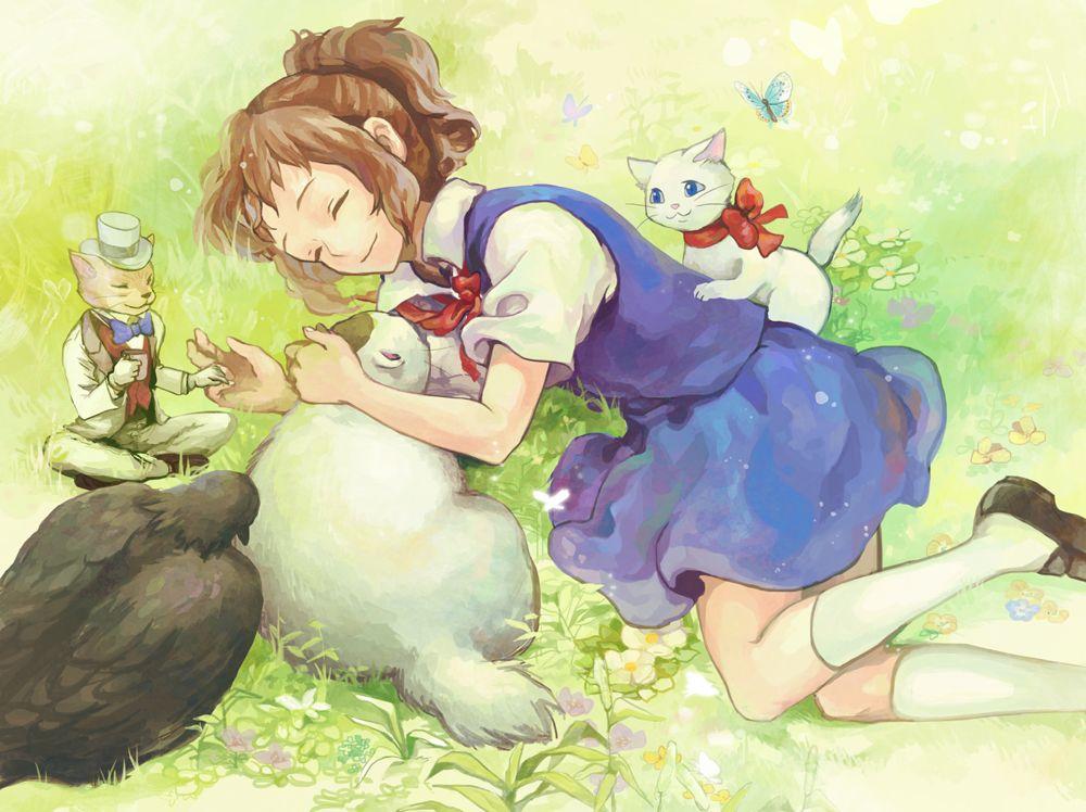 猫の恩返し By Saya From Pixiv Studio Ghibli Ghibli Estudio Ghibli