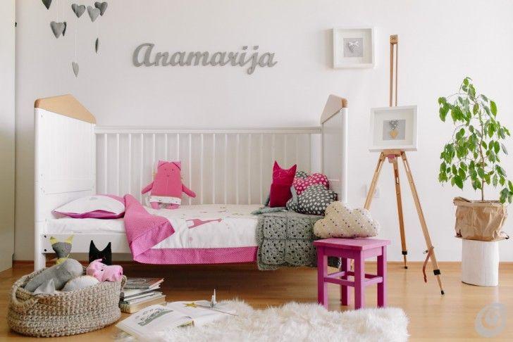 decorare una camera per ragazza - Cerca con Google | idee per ...