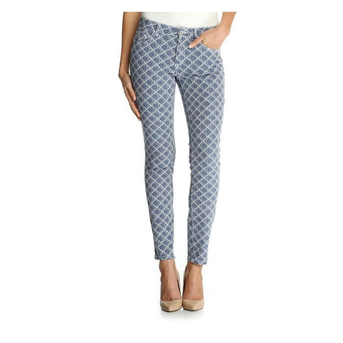 3b59bf0151735 Slim Print Pant from Joe Fresh. Don't blend in. Stand out in camo print on  a sleek slim fit twill pant. Only $29.