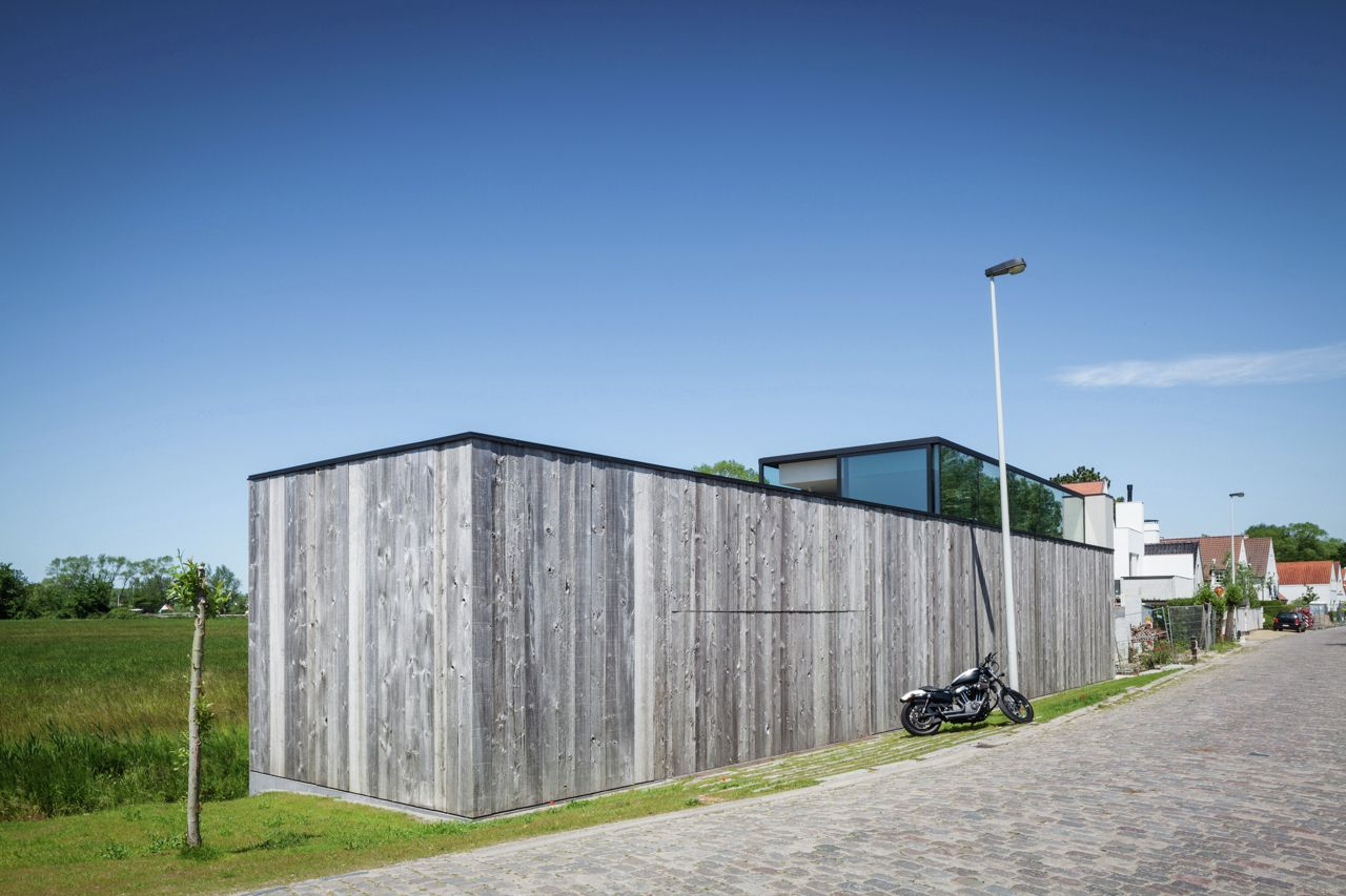 Gallery - Graafjansdijk House / Govaert & Vanhoutte Architects - 19