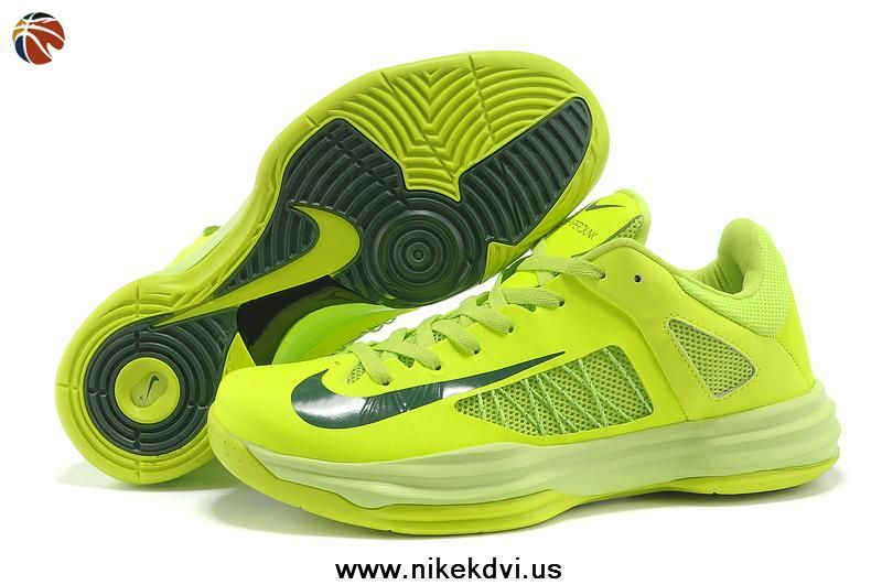 designer fashion 2325c 44c9d Nike Lunar Hyperdunk Low Light green