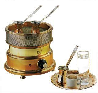 The Coffee Machine With Sand Turkish Coffee Maker Turkish Coffee Machine Turkish Coffee