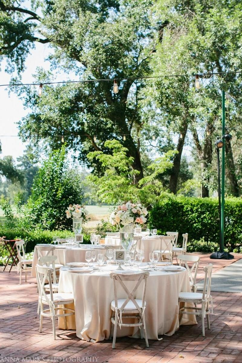 Silverado Resort and Spa Napa valley wedding