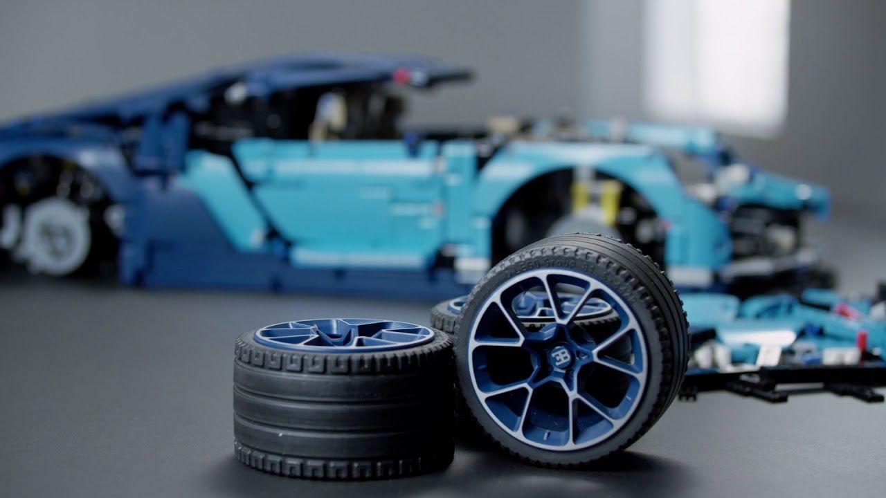Bugatti Chiron Lego Technic Product Launch Video Car Videos Lego