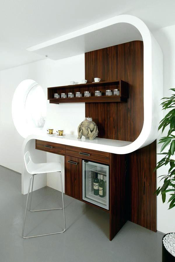 Minibar for the home #minibar | Barberia
