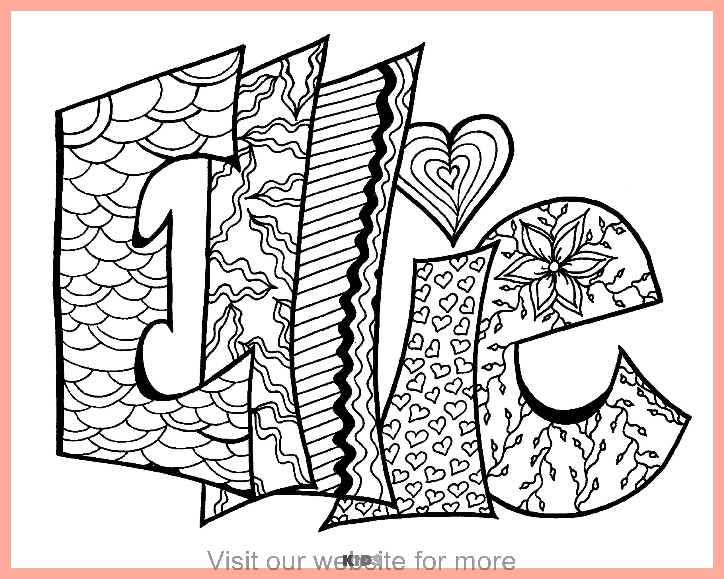Arts And Craft For Kids Best Name Coloring Pages Pumpkin Coloring Pages Free Printable Coloring Sheets