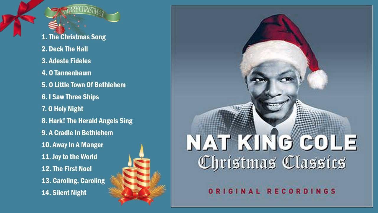 Nat King Cole Christmas Album - The Magic of Christmas | Music I ...