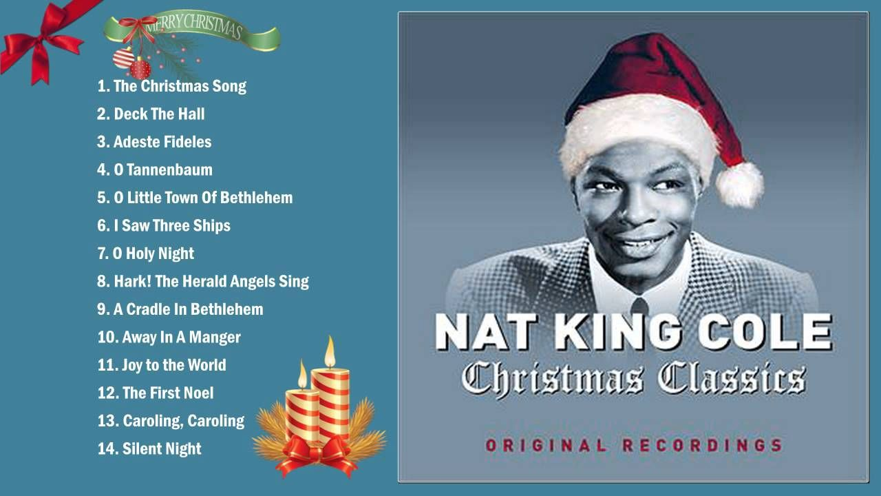 Nat King Cole Christmas Album.Nat King Cole Christmas Album The Magic Of Christmas