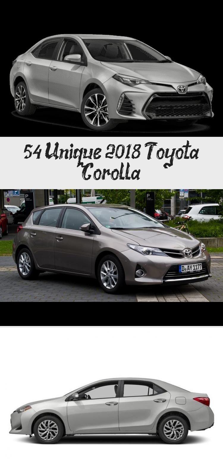 54 Unique 2018 Toyota Corolla Toyota corolla, Toyota
