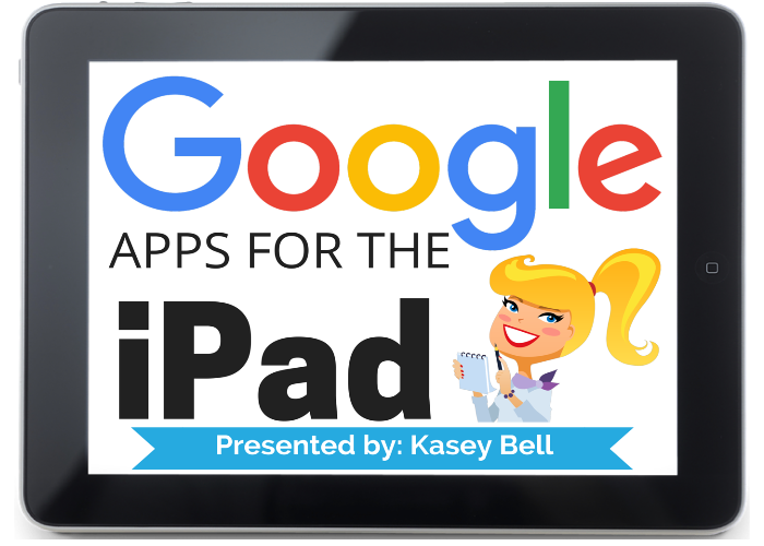 Google Apps for the iPad and iOS (Complete List)