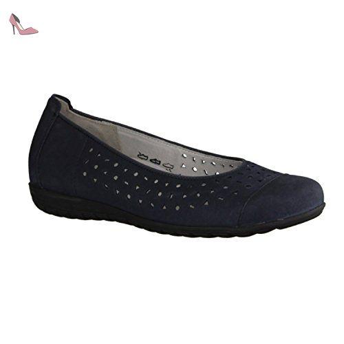Chaussures Bleues Par Waldl? Ufer Waldl? Ufer DyFcN