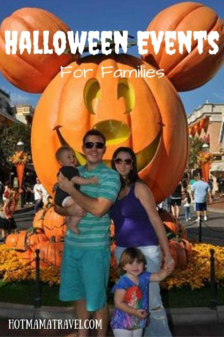 Spooky can be fun! Halloween is family affair that we love to celebrate all month long. Click to see the best Halloween events for families.