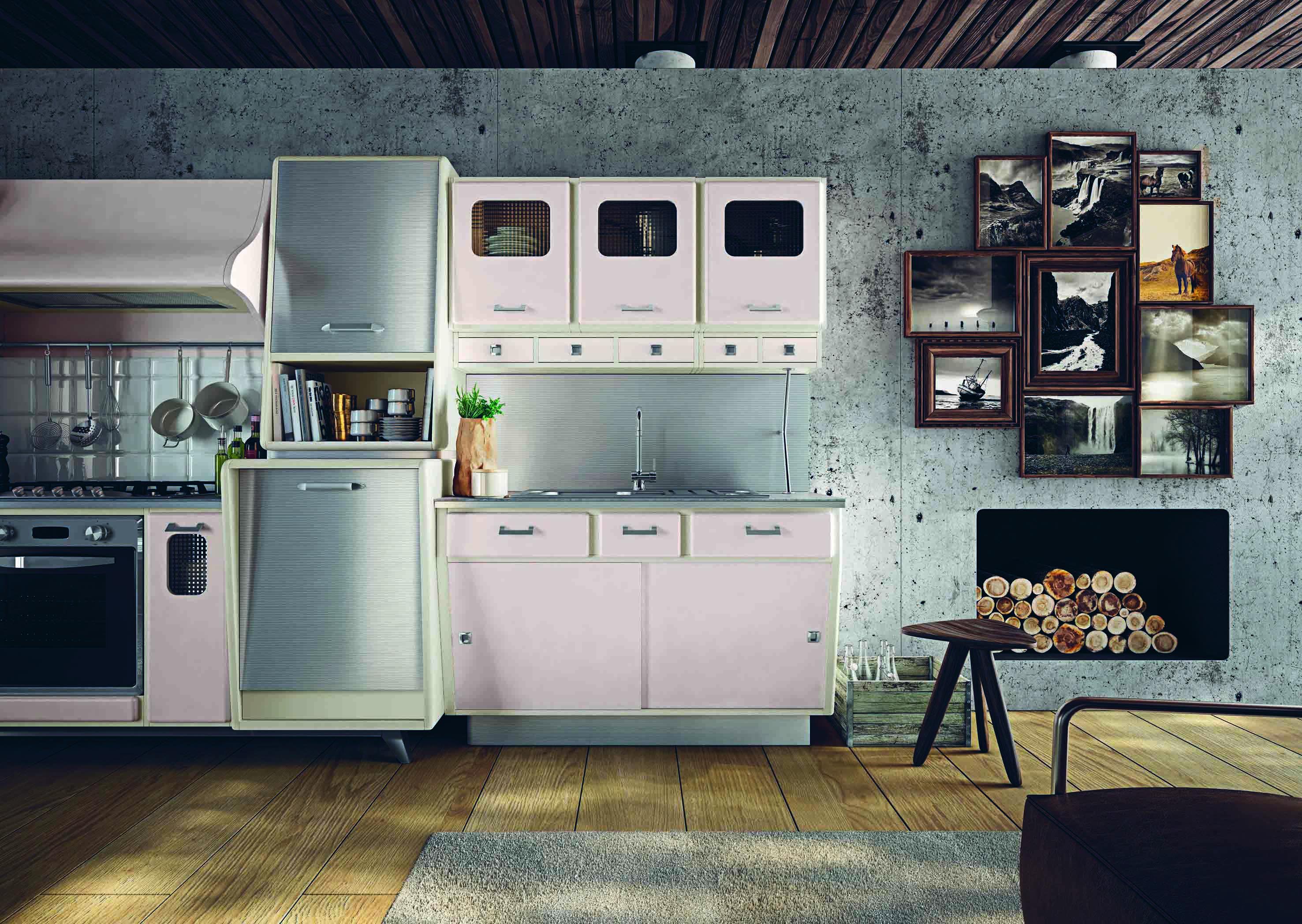 50S Style Kitchen