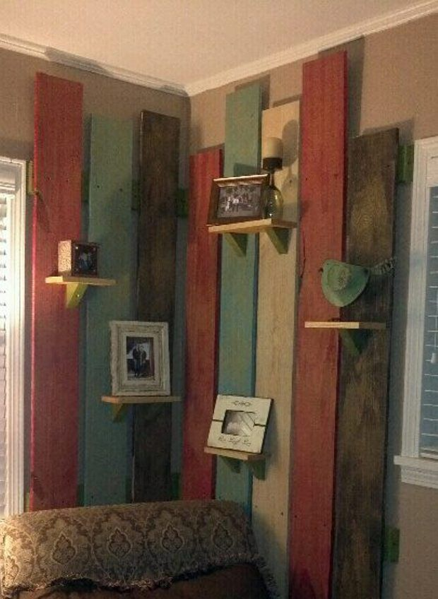 DIY Pallet Projects U0026 Ideas | Corner Wall Decor | Amazing Do It Yourself  Projects Made